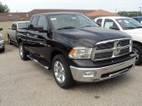 2012 Dodge Ram 1500 Big Horn Quad Cab 4x4 Data, Info and Specs