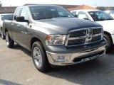 2011 Mineral Gray Metallic Dodge Ram 1500 Big Horn Quad Cab 4x4 #53672587