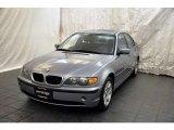 2005 Silver Grey Metallic BMW 3 Series 325i Sedan #53774139