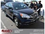 2010 Crystal Black Pearl Honda CR-V EX-L #53671551