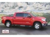 2010 Radiant Red Toyota Tundra TRD CrewMax 4x4 #53773791