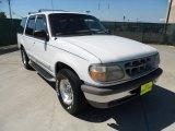 1995 Oxford White Ford Explorer XLT #53671538