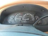 1995 Ford Explorer XLT Gauges