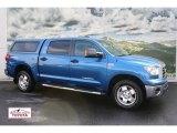 2008 Blue Streak Metallic Toyota Tundra TRD CrewMax 4x4 #53773767