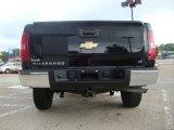 Black Chevrolet Silverado 1500 in 2008