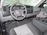 2008 Chevrolet Silverado 1500 LS Extended Cab Dark Titanium Interior
