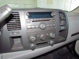 2008 Chevrolet Silverado 1500 LS Extended Cab Audio System