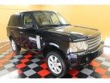 2006 Buckingham Blue Metallic Land Rover Range Rover HSE #53811327
