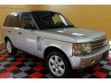 2004 Zambezi Silver Metallic Land Rover Range Rover HSE #53811326