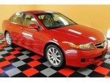 2008 Milano Red Acura TSX Sedan #53811323