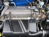 2003 Chevrolet Cavalier LS Sport Coupe 2.2 Liter DOHC 16 Valve 4 Cylinder Engine
