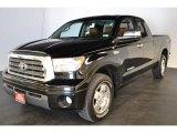 2008 Black Toyota Tundra Limited Double Cab #53811520