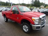 2011 Ford F350 Super Duty XLT Regular Cab 4x4 Data, Info and Specs