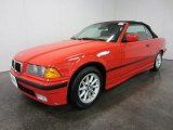 1999 Bright Red BMW 3 Series 328i Convertible #53811257