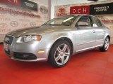 2008 Quartz Grey Metallic Audi A4 2.0T quattro S-Line Sedan #53811484
