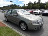 2008 Moss Green Metallic Lincoln MKZ Sedan #53811242