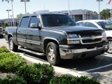 2005 Black Chevrolet Silverado 1500 LS Crew Cab #53811462