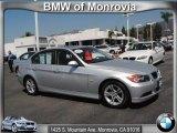 2006 Titanium Silver Metallic BMW 3 Series 330i Coupe #53811222