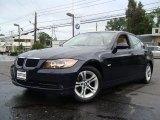 2008 Monaco Blue Metallic BMW 3 Series 328xi Sedan #53844020