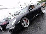 2007 Black Porsche 911 Carrera 4S Coupe #53843993