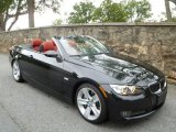 2009 Black Sapphire Metallic BMW 3 Series 335i Convertible #53844063