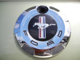 2005 Ford Mustang V6 Deluxe Coupe Marks and Logos