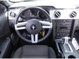 2005 Ford Mustang V6 Deluxe Coupe Dashboard