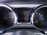 2005 Ford Mustang V6 Deluxe Coupe Gauges