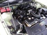 2005 Ford Mustang V6 Deluxe Coupe 4.0 Liter SOHC 12-Valve V6 Engine
