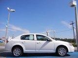 Summit White Chevrolet Cobalt in 2010