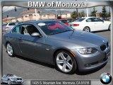 2008 Space Grey Metallic BMW 3 Series 335i Convertible #53857591