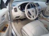 2011 Nissan Murano CrossCabriolet AWD Beige Interior