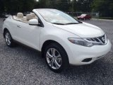 2011 Nissan Murano CrossCabriolet AWD Front 3/4 View
