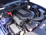 2012 Ford Mustang GT Coupe 5.0 Liter DOHC 32-Valve Ti-VCT V8 Engine
