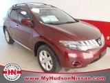 2009 Merlot Metallic Nissan Murano SL #53856711