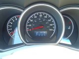 2011 Nissan Murano CrossCabriolet AWD Gauges