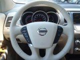 2011 Nissan Murano CrossCabriolet AWD Steering Wheel