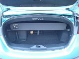 2011 Nissan Murano CrossCabriolet AWD Trunk