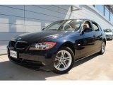 2008 Monaco Blue Metallic BMW 3 Series 328xi Sedan #53857282