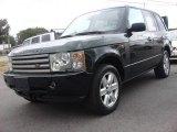 2004 Epsom Green Metallic Land Rover Range Rover HSE #53857266