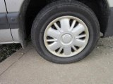 Chrysler Grand Voyager Wheels and Tires