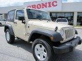 2012 Sahara Tan Jeep Wrangler Sport S 4x4 #53857491