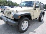 2012 Jeep Wrangler Sahara Tan