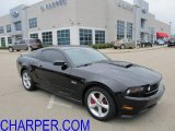 2011 Ebony Black Ford Mustang GT Premium Coupe #53857210