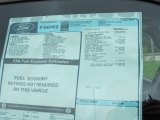 2011 Ford F350 Super Duty Lariat Crew Cab Dually Window Sticker