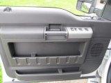 2011 Ford F350 Super Duty Lariat Crew Cab Dually Door Panel