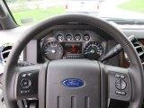2011 Ford F350 Super Duty Lariat Crew Cab Dually Controls