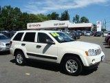 2006 Stone White Jeep Grand Cherokee Laredo 4x4 #53857453