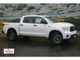 2011 Super White Toyota Tundra TRD Rock Warrior CrewMax 4x4 #53857178