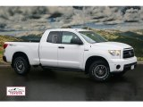 2011 Super White Toyota Tundra TRD Rock Warrior Double Cab 4x4 #53857177